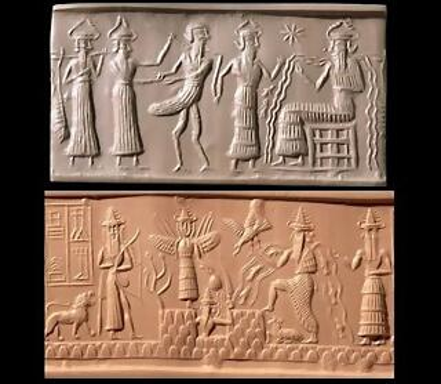 Mesopotamia 03 Sellos