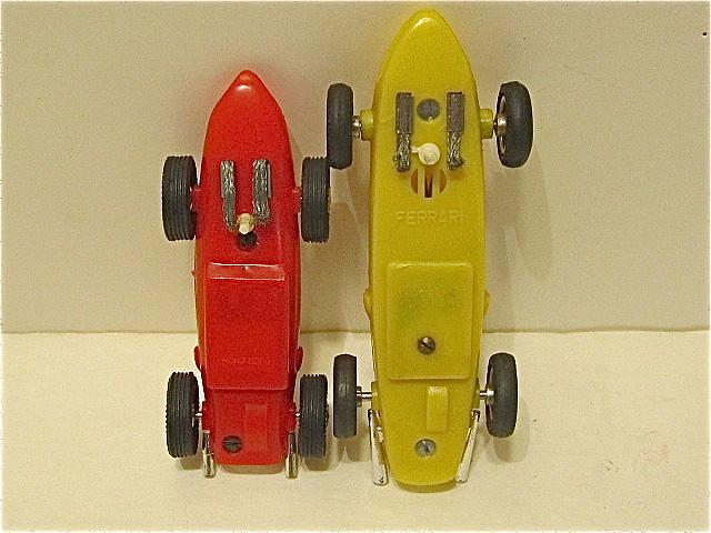 Lincoln Ferrari Yellow 2