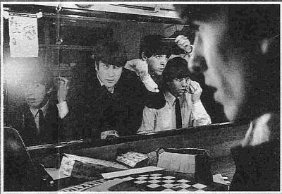 Beatles + Scalextric 2