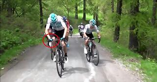 Froome attack 1