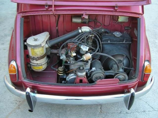 Motor 600 N Serie A-B