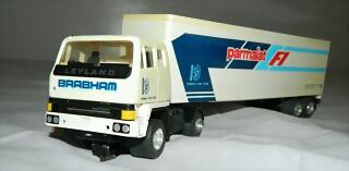 Parmalat Truck