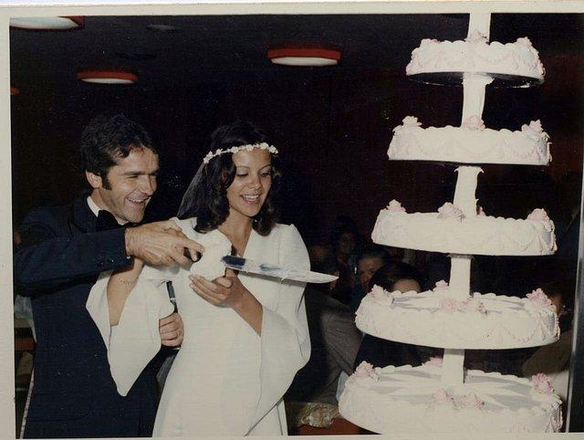Rosa y Mariano 1975