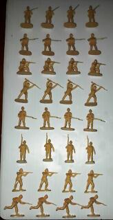 A Call to arms. British infantry