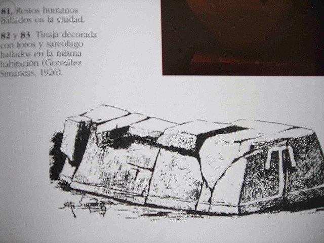 El sarcófago. Un hallazgo enigmático.