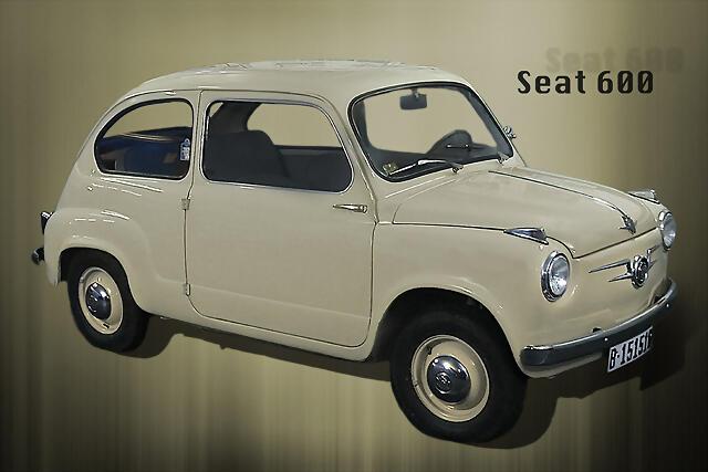 Seat 600 n