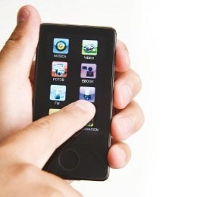Mp3 Mp4 Ibit Touch 8 GB,