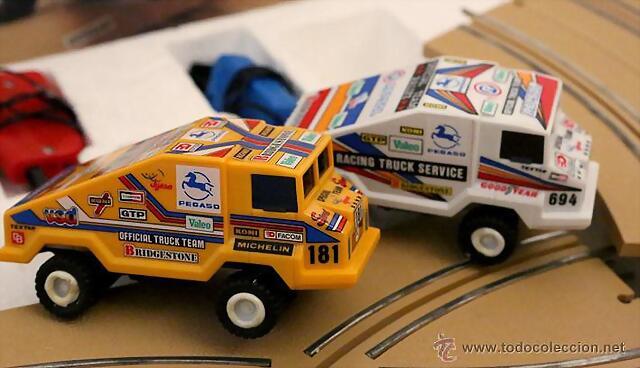 Jyecar Circuito Dakar 3