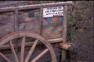 Carro Muelas. Foto F. Medrano