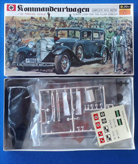 Fujimi German StaffCar 2