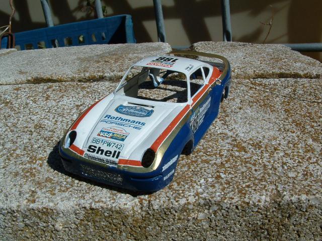 Porsche 959 Dakar-86
