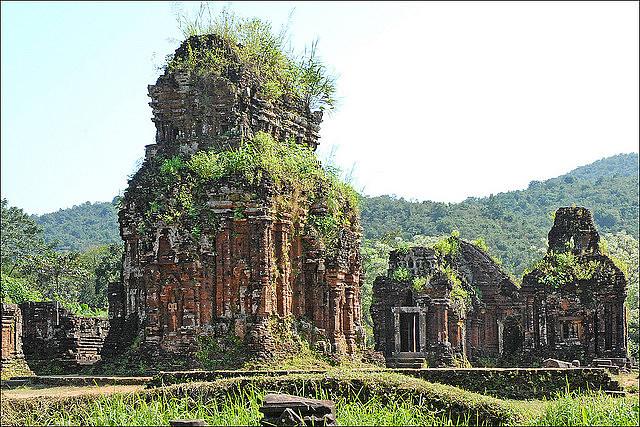 ruinas de champa