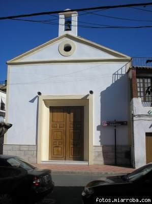 Fachada Principal  Ermita San Sebastián Gérgal