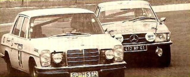 Mercedes - TdF '73