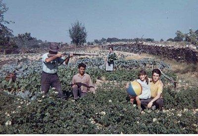 Huerta de Muelas, octubre del 67