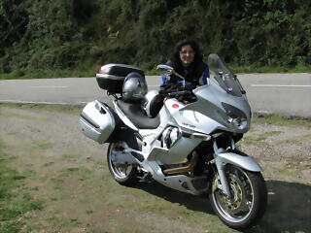 Fotos viaje en moto al Montseny 004
