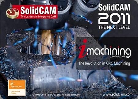 SolidCAM 2011 SP5 Multilanguage for SolidWorks 2009-2012 (x32/x64)