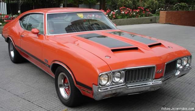 442 1970 W30