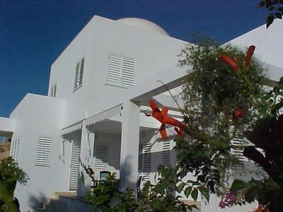 Vista parcial casa