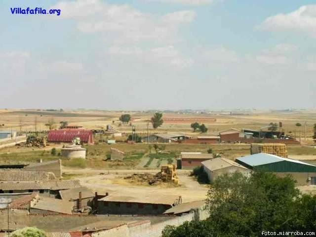 Vista norte de Villafáfila