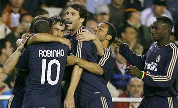 Valencia 1 - 5 Real Madrid