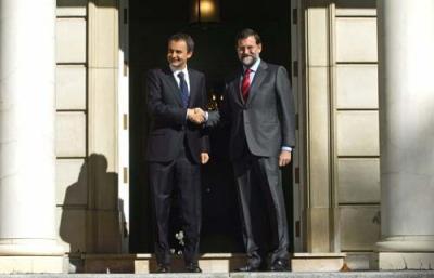 Encuentro Zapatero Rajoy, 11 j
