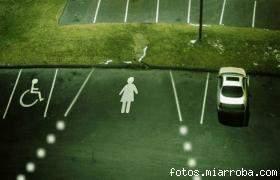 Parking for women