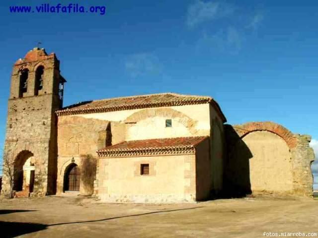 Iglesia de Otero de Sariegos