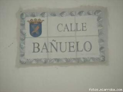 CALLE DEL BAÑUELO