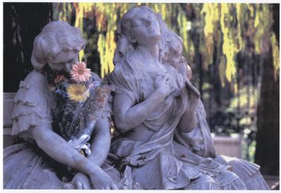 Monumento a la poesía, Fdo. Medrano