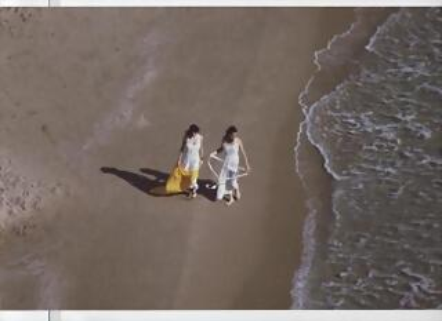 Bellezas en la playa, Foto F. Medrano