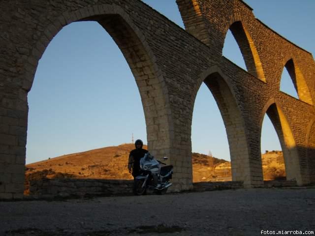 No es Segovia...es Morella