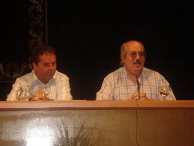M. Estrada y A.L. Prieto de Paula