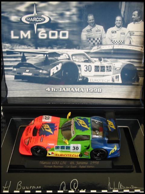 Marcos LM 4h Jarama 1998
