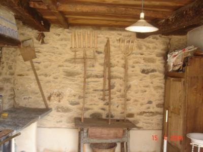 Casa de Muelas, utensilios de labranza