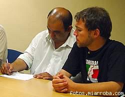 Iñaki y Aitor
