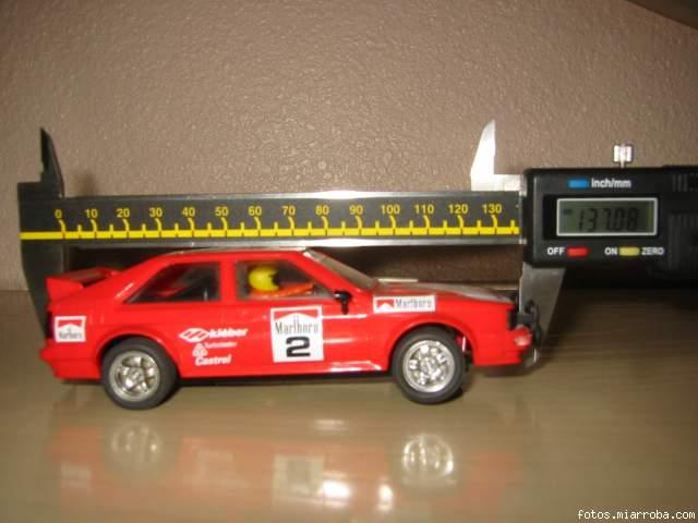 Audi 137 mm
