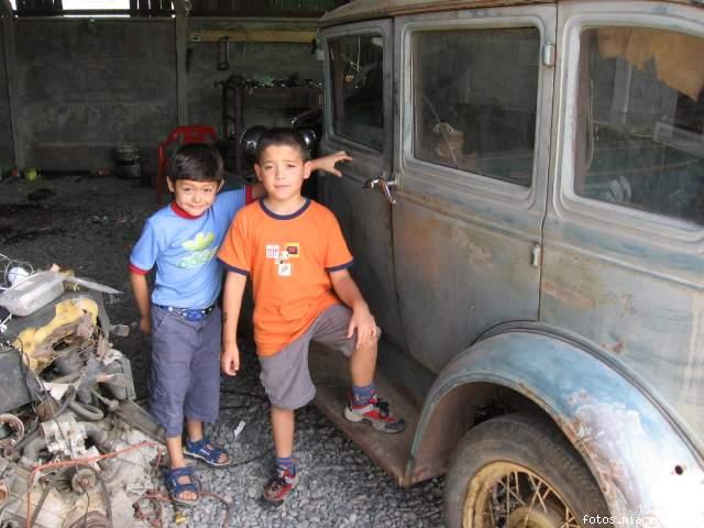 Germán e Ignacio