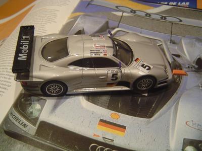 Mercedes CLR - Le Mans 1999