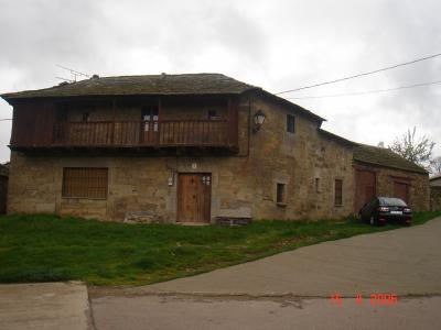 Casa de Muelas, fachada exterior