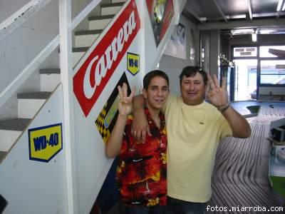 Model Slot 2006 Carlos y Santi