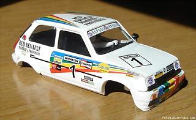 R5 copa turbo Sainz