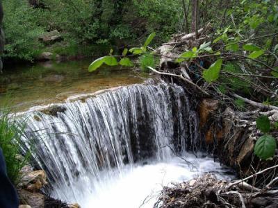 Agua de primavera, foto Charo y Jose