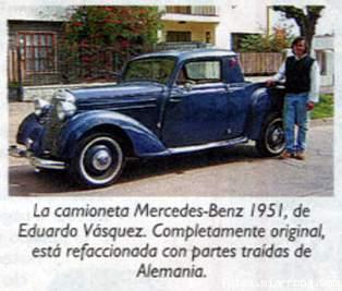 Mercede-Benz 170 VD 1951
