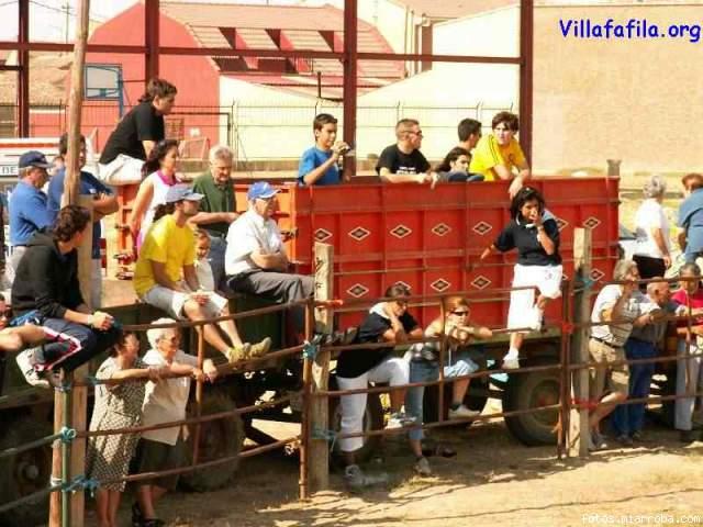 El publico en la plaza de toros