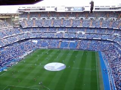 Un estadio lleno
