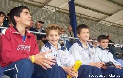 Dídac, Miquel, Carlos i Marc