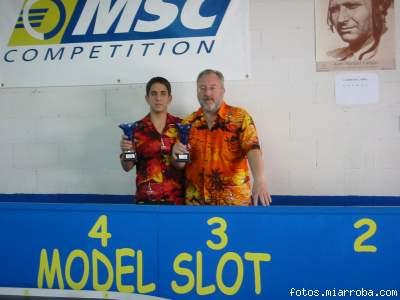 Model Slot 2006 Carlos y Chk