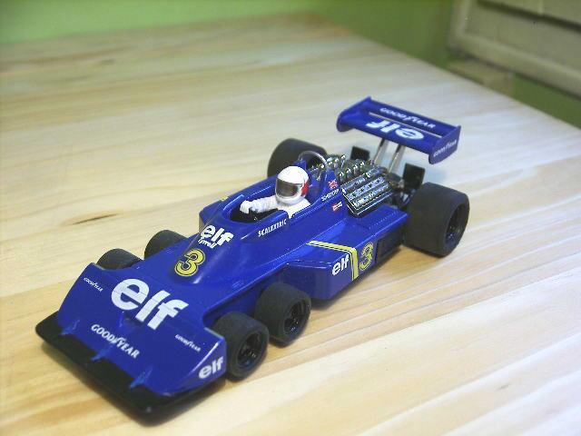 Tyrrell p-34