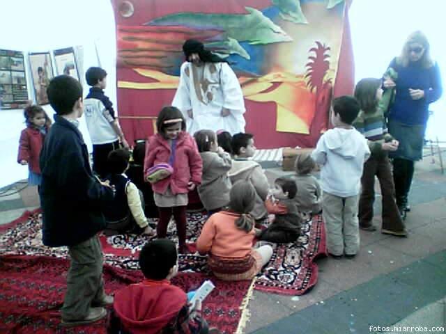 Día Sahara